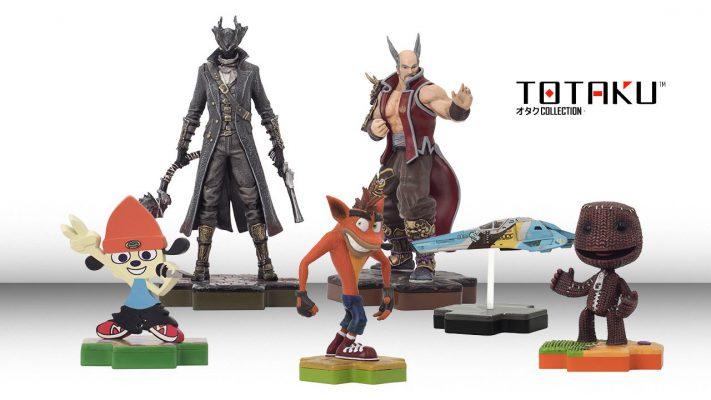 PlayStation Akan Melancarkan Produk Figura Totaku – Boleh Dibeli Menerusi GameStop