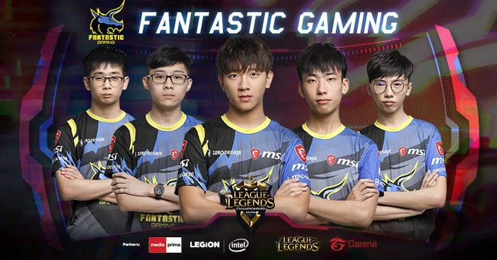 SP Gaming Antara Pasukan 'Underdog' Yang Hebat Dalam Kejohanan LCM 2018