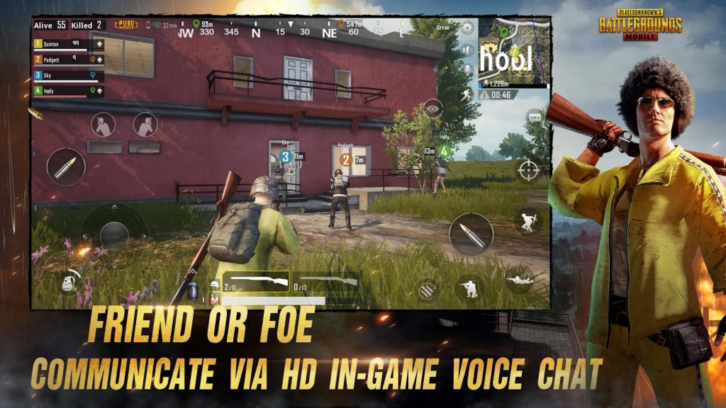 Mygameon Playerunknown S Battlegrounds Pubg Mobile Version Is Here
