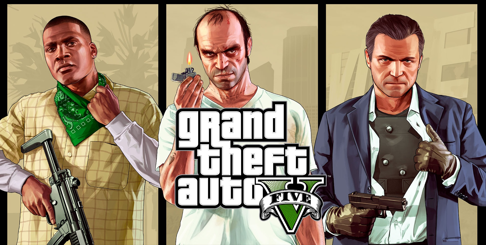 Grand Theft Auto V: Premium Online Edition Is Out!