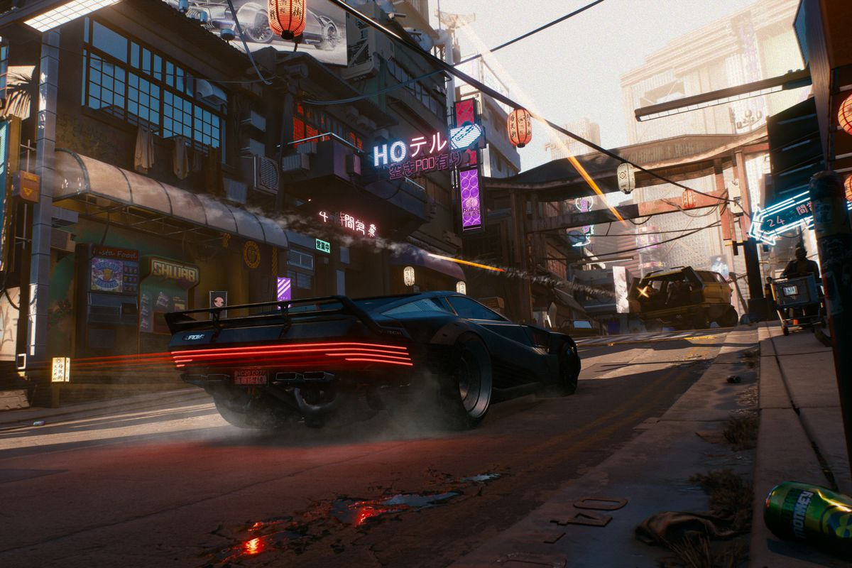 VIDEO: 48-Minute Gameplay Reveal of Cyberpunk 2077
