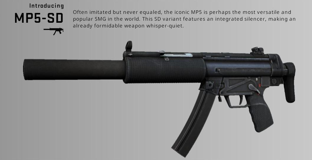 VIDEO: MP5 Comeback In CS: Global Offensive