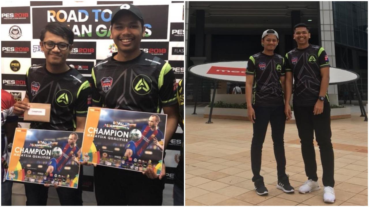 'Rasa Bagaikan Mimpi Dapat Jadi Wakil Negara Bagi PES 2018,' – Atlet Esports Malaysia Ke Sukan Asia 2018