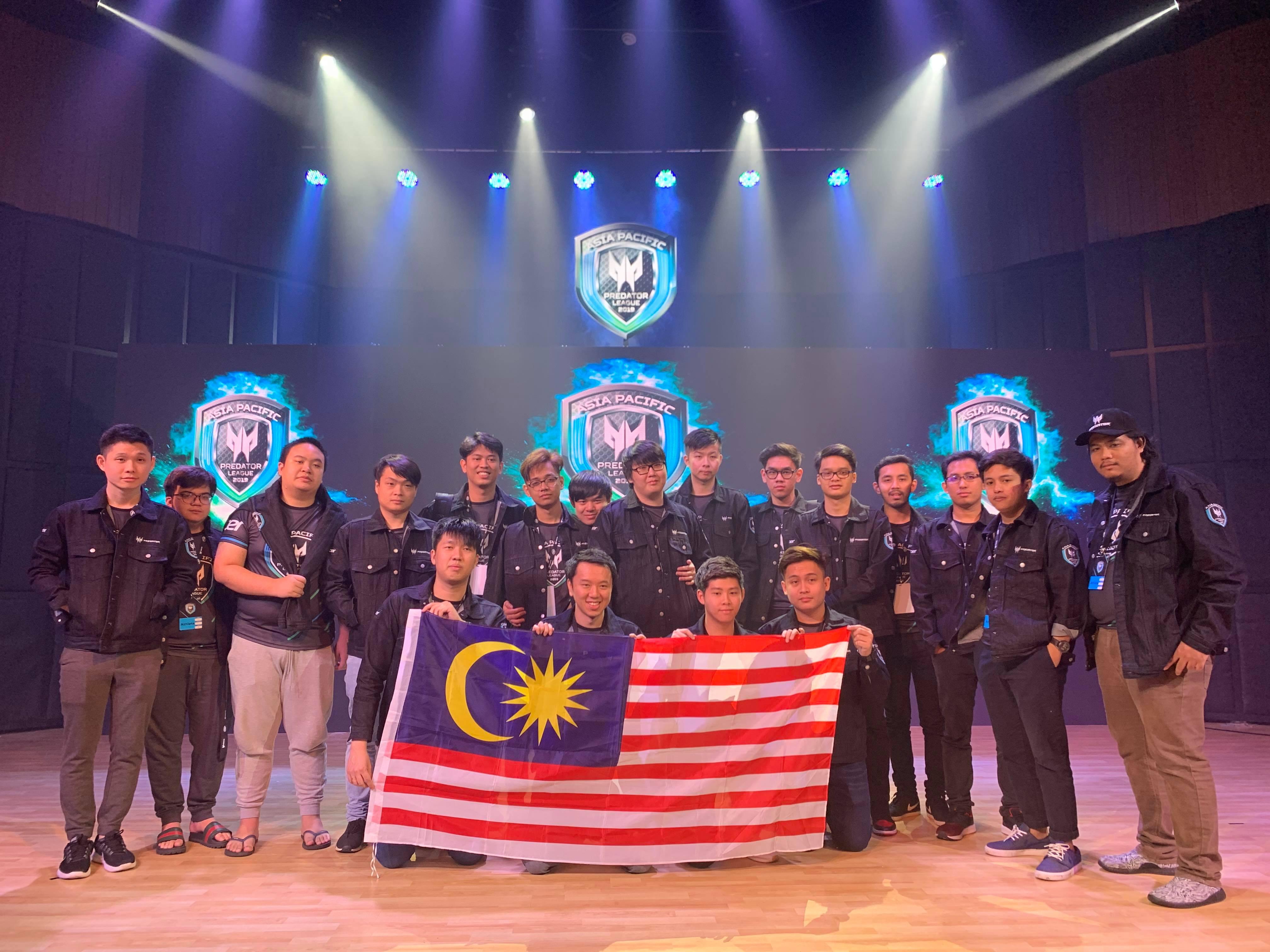 Saksikan Team Asbol, Lotac & Geek Fam Berentap Di Acer APAC Predator League Grand Final