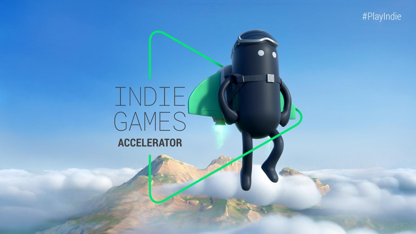 Permohonan Google Indie Games Accelerator 2019 Telah Dibuka – Bina, Lancar & Pasarkan Game Sendiri!
