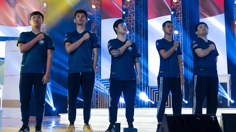 M1: Pasukan Evos Legends Layak Ke Grand Final