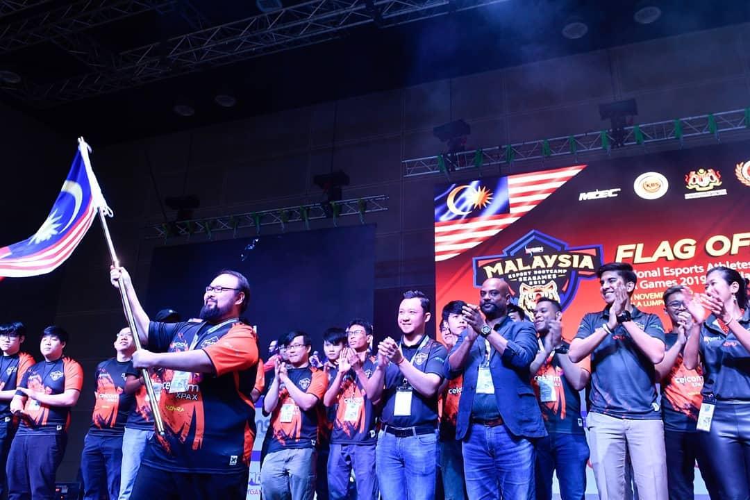 Ini Adalah Senarai Penuh Atlet E-Sukan Ke Sukan SEA 2019