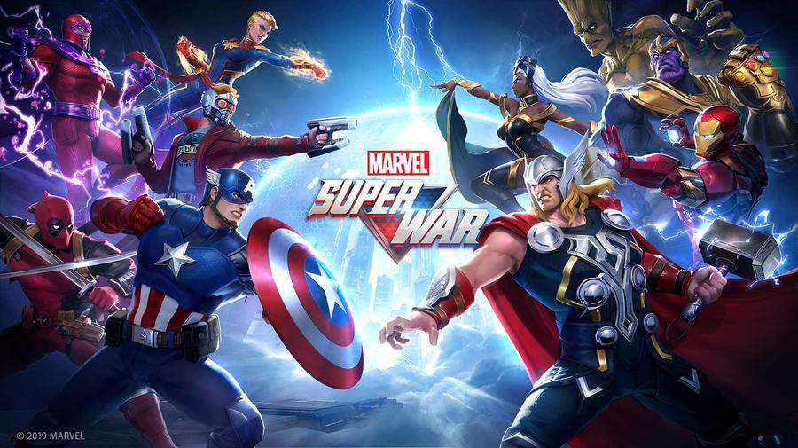 Marvel Super War Adalah MOBA Mudah Alih Baharu, Konsep Serupa Mobile Legends, AOV