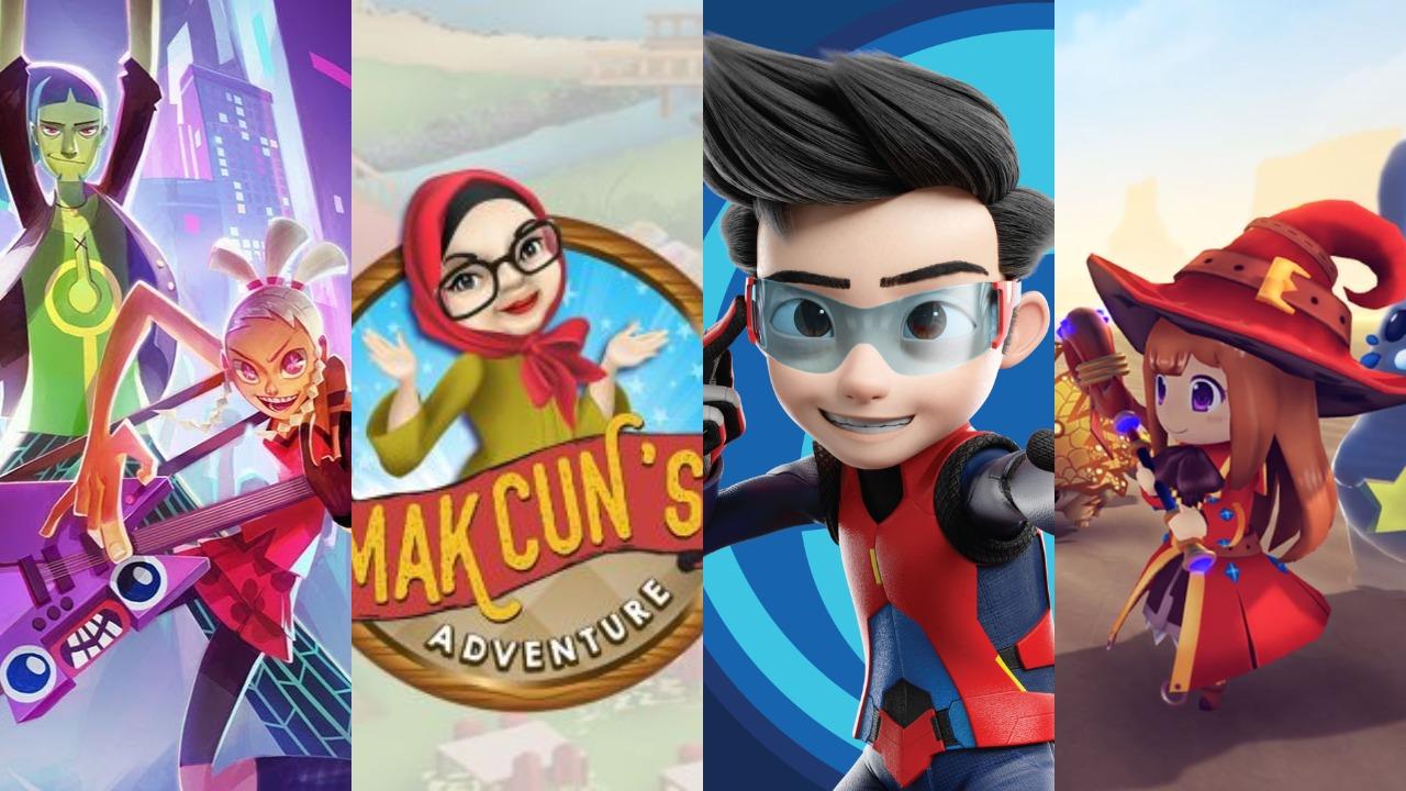 10 Permainan Video Buatan Malaysia Yang Korang Mungkin Tak Tahu