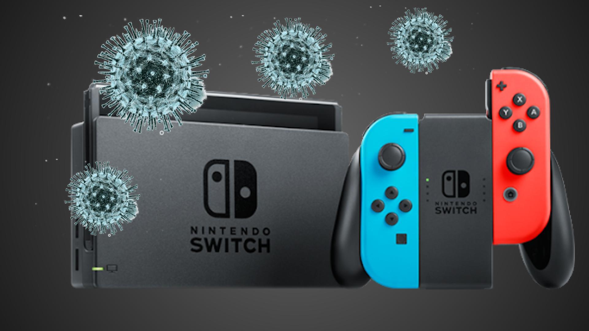 Wabak Coronavirus Menyebabkan Ketibaan Stok Nintendo Switch Ditangguh
