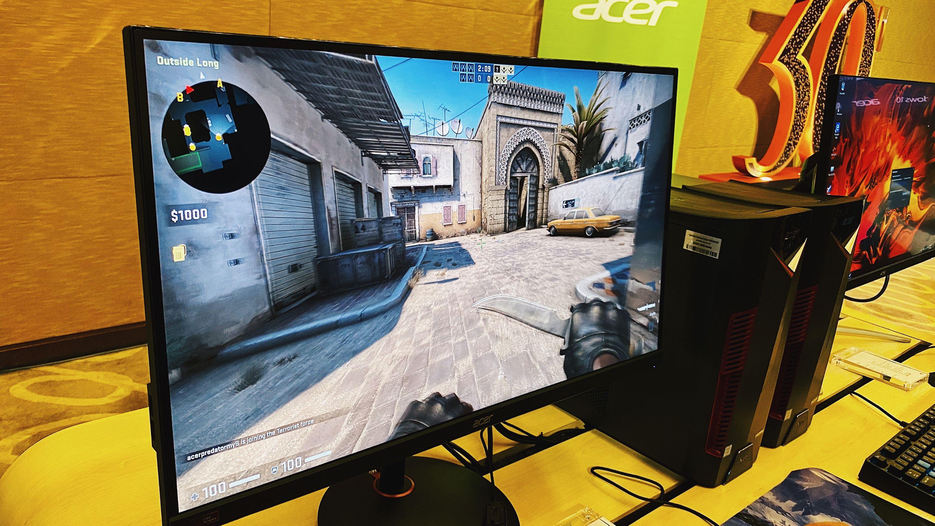 Acer Mengeluarkan Monitor Gaming HD Penuh, 165Hz Bernilai RM699