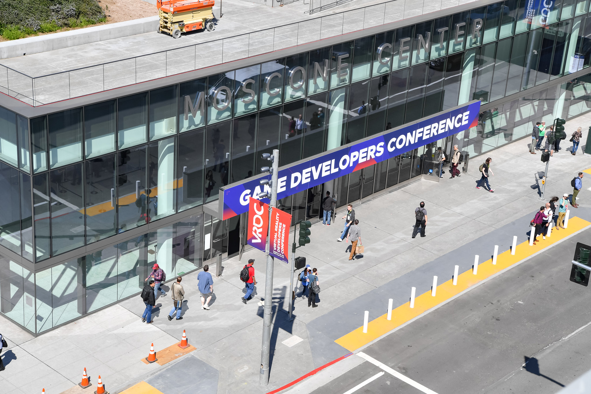 Game Developers Conference 2020 Ditunda