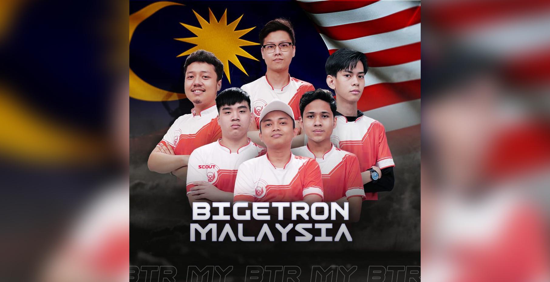 PUBG Mobile: Bigetron Malaysia 2020 – Naeem, Zully, Hijrah Dan Kevin