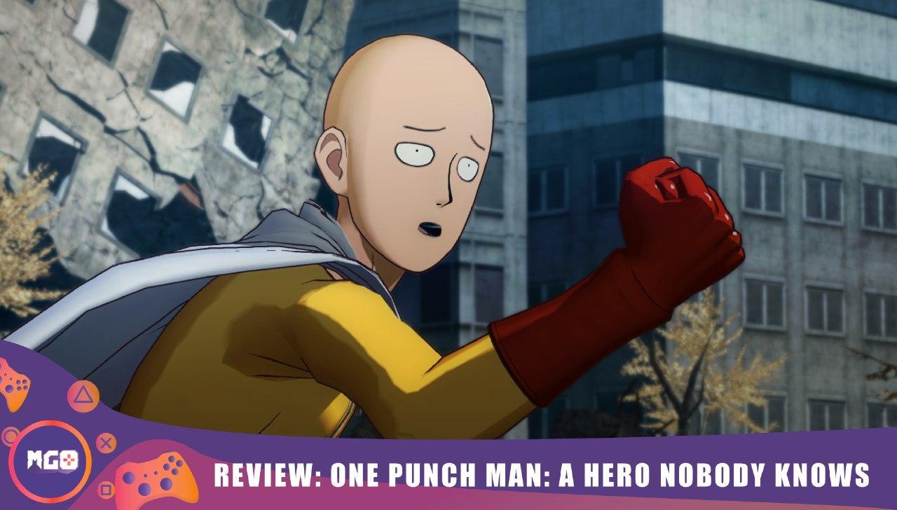 [Review] One Punch Man: A Hero Nobody Knows – Simple Dan Kelakar