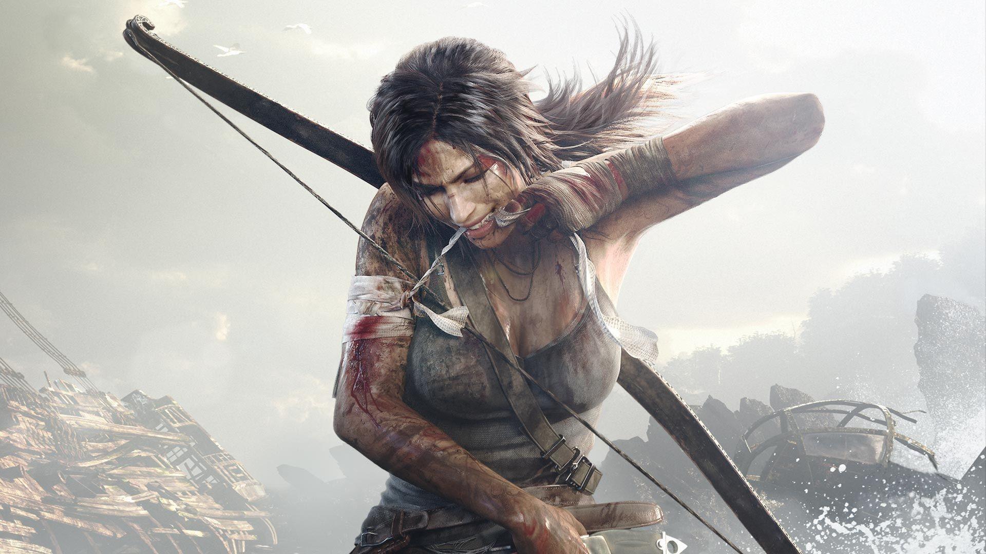 Tomb Raider Percuma Di Steam, Tebus Dan Miliki Selama-lamanya
