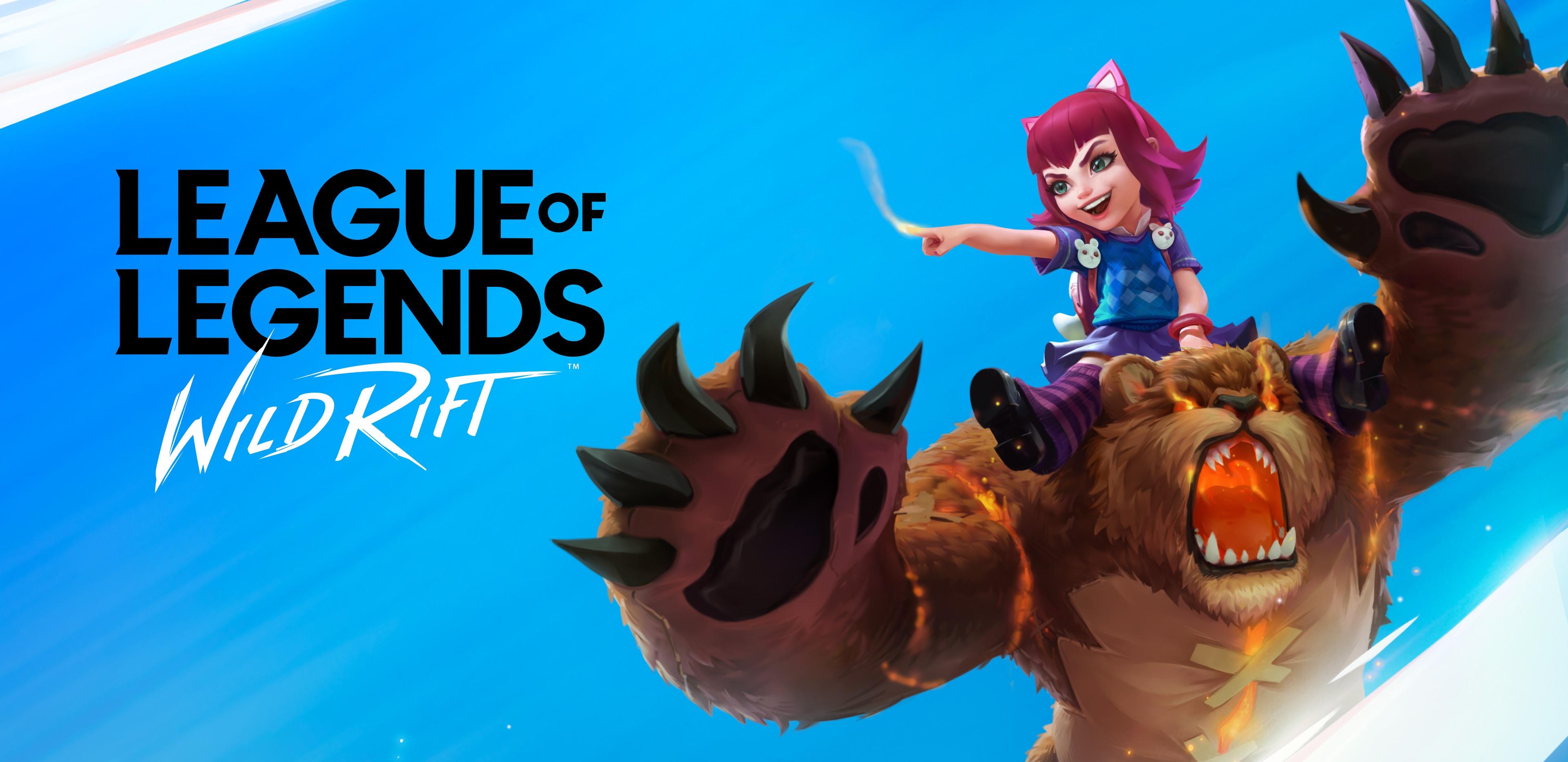Pra-daftar Untuk League of Legends: Wild Rift Sekarang Di Google Play Store
