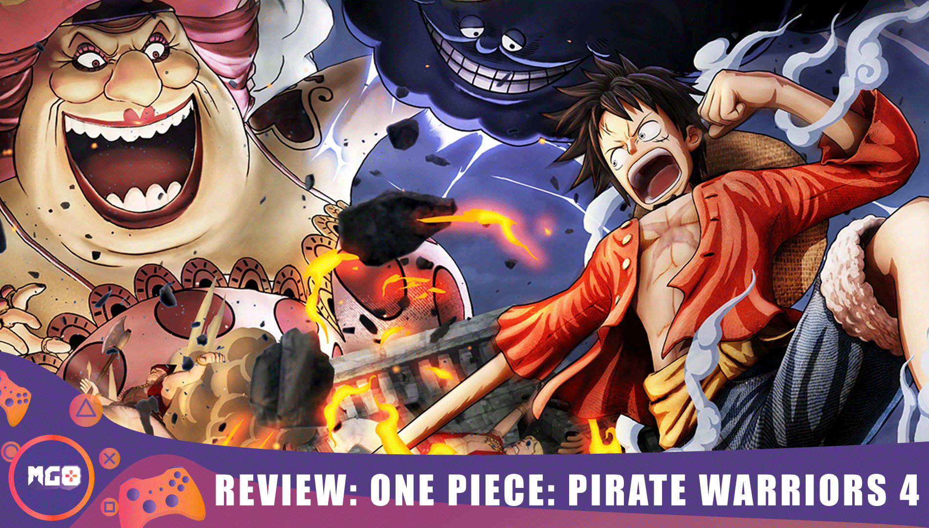 [Review] One Piece: Pirate Warriors 4 – Game Musou Yang Best