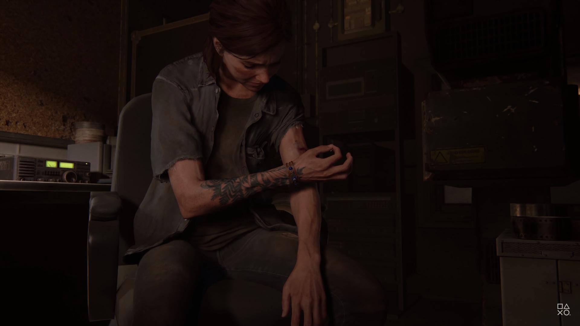 Video baharu The Last of Us Part II memperincikan cara permainan sebagai Ellie