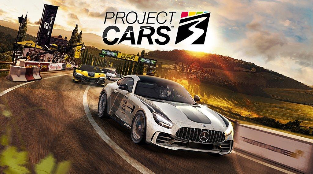 Project CARS 3 akan tiba di PC, PS4, dan Xbox One pada 28 Ogos ini