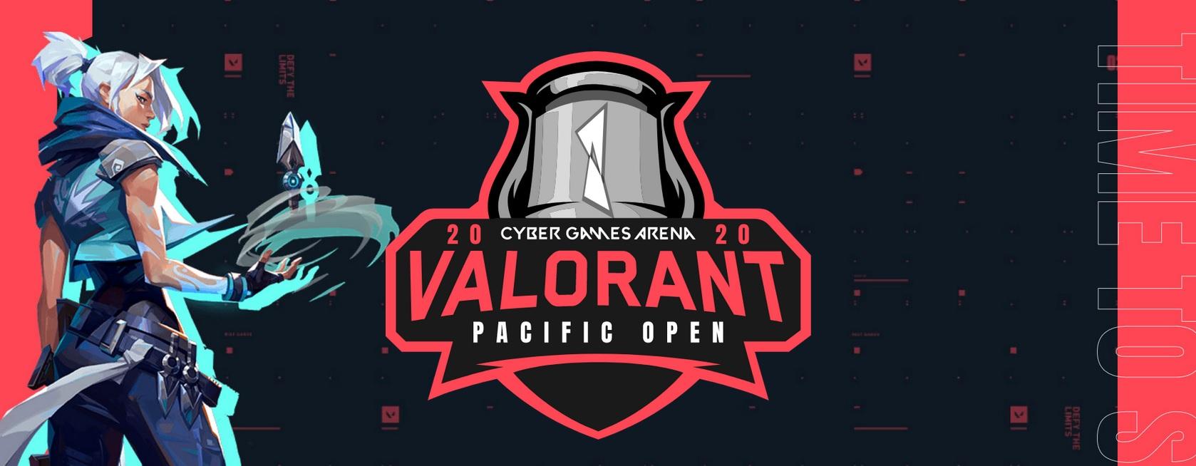 Kejohanan Valorant Pacific Open diumumkan, terbuka kepada pemain Malaysia