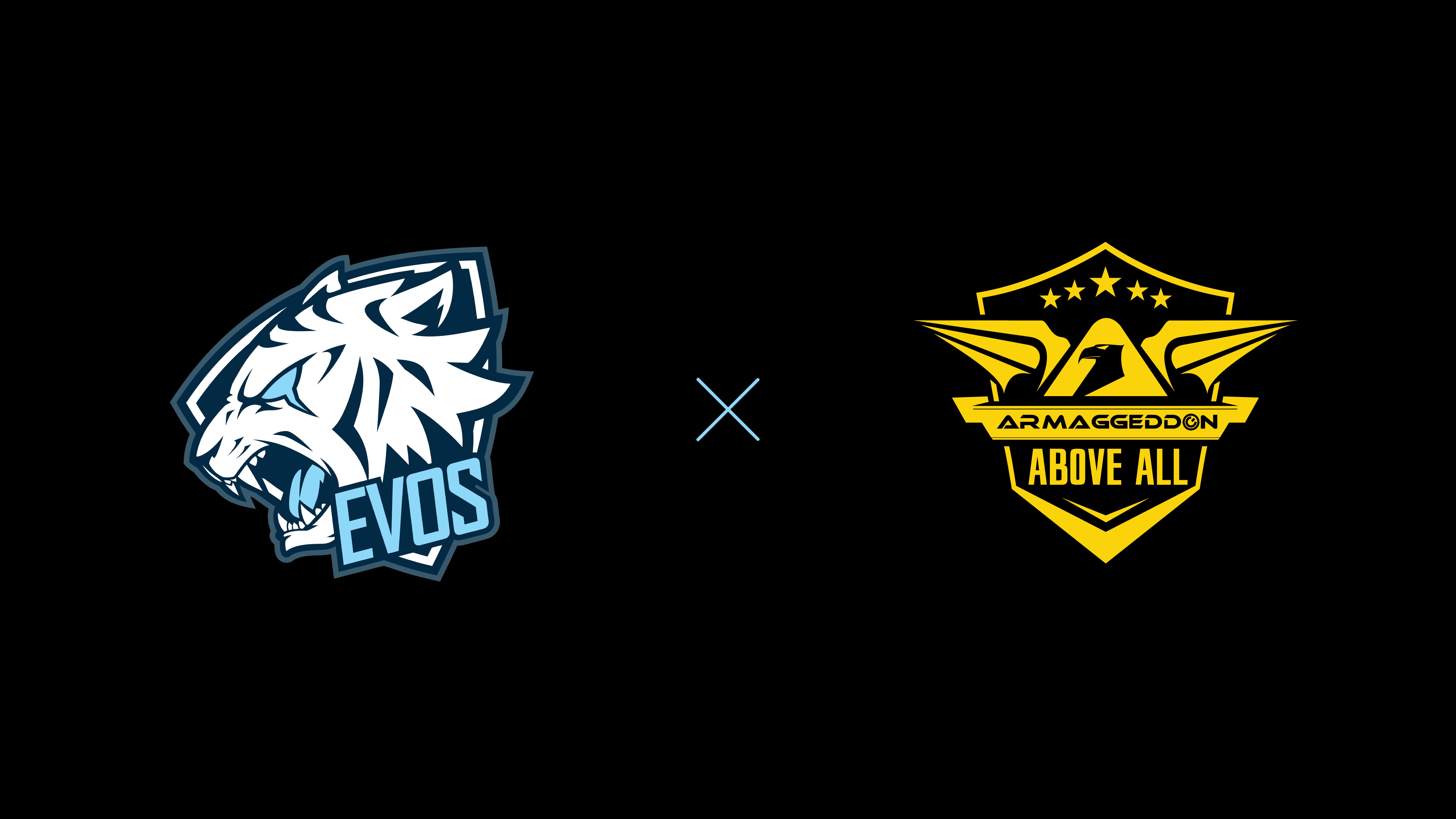EVOS Esports umum tajaan dan kerjasama bersama Armaggeddon