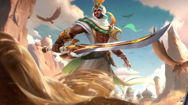 Mobile Legends: Khaleed adalah hero baru yang akan hadir pada 7 Ogos ini