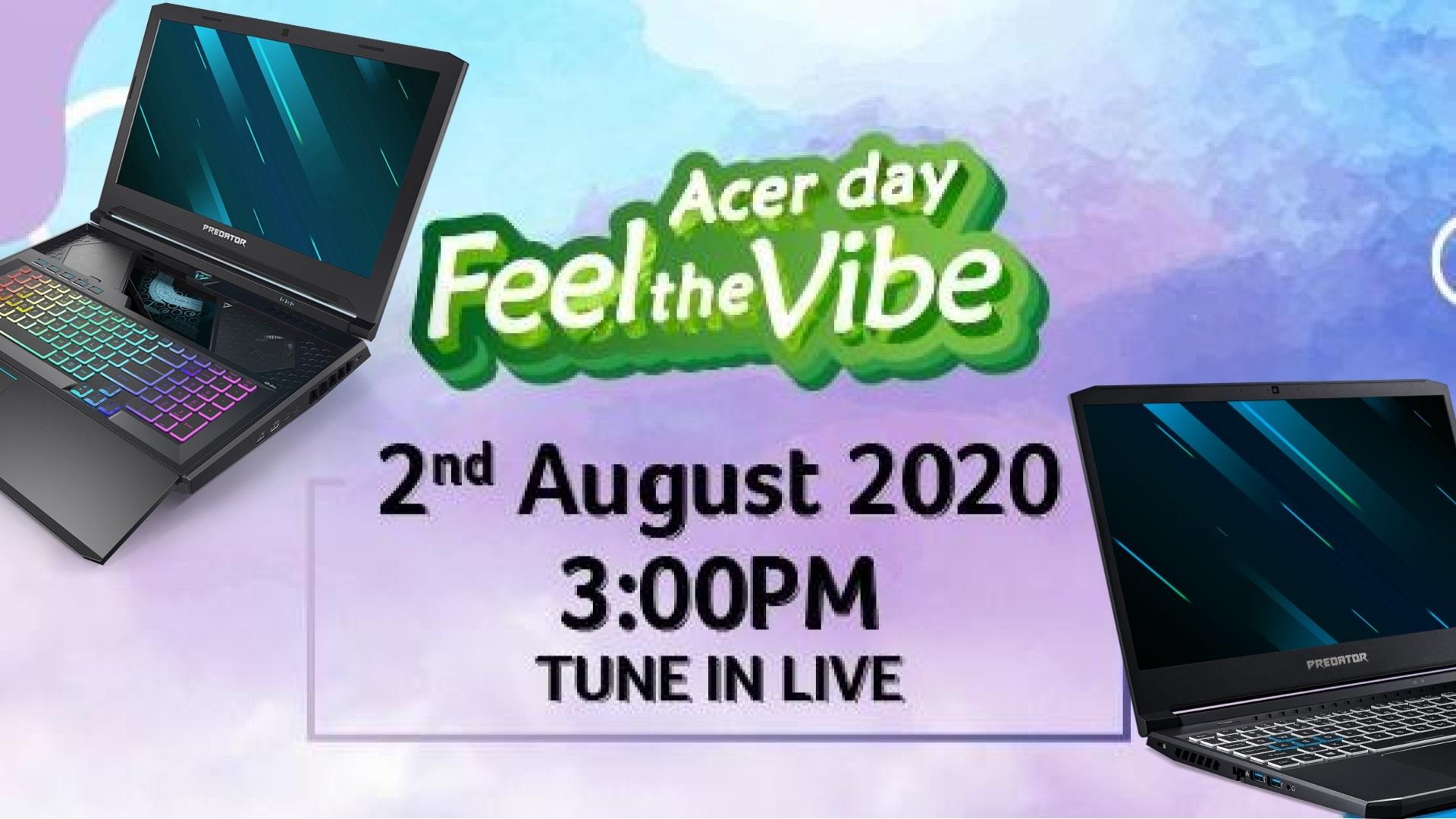 Sambutan Acer Day 2020 akan berlangsung secara dalam talian, promosi diskaun sehigga 83%