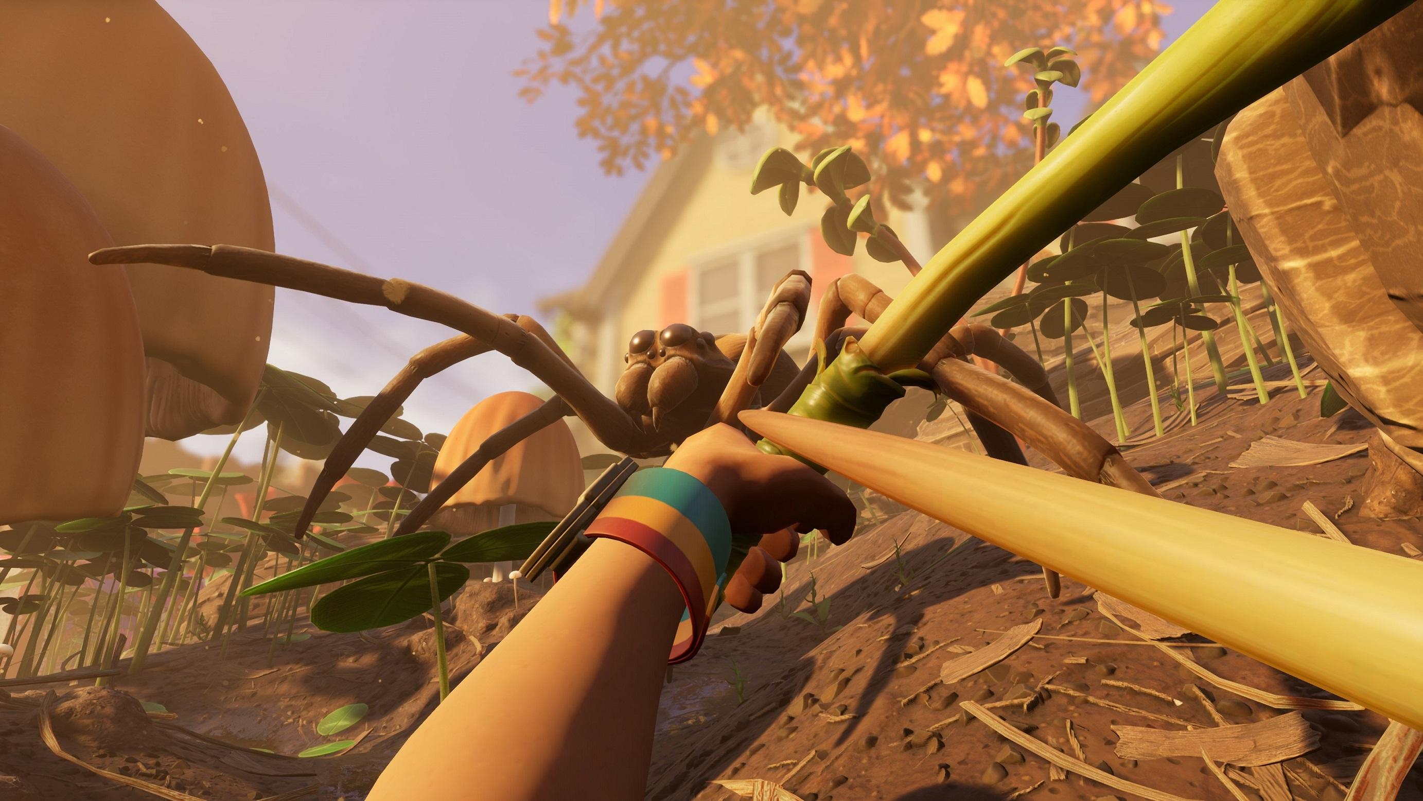 Grounded dilancarkan secara early access di Steam dan Xbox Game Pass