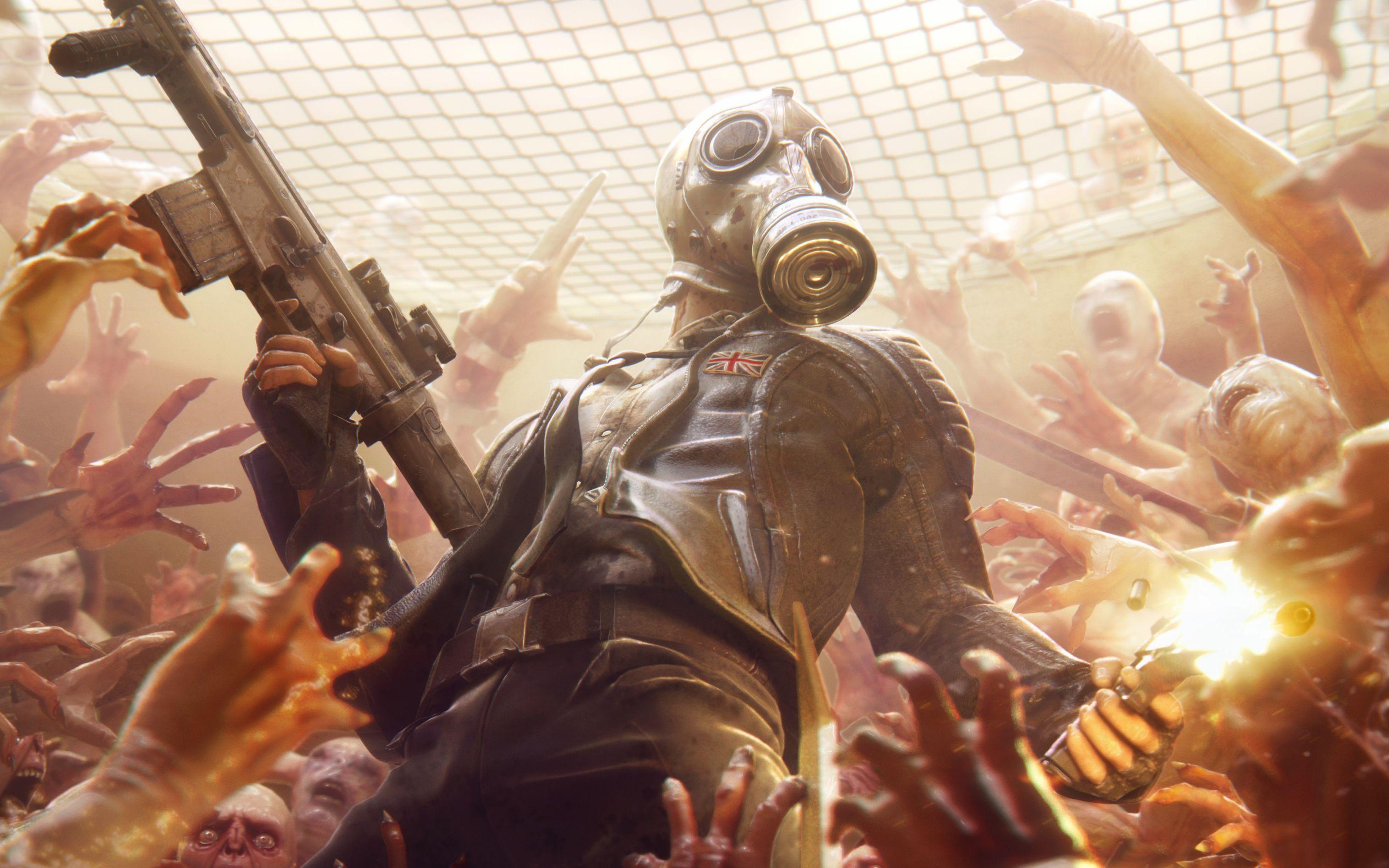 Killing Floor 2 antara permainan video percuma Epic Games Store minggu ini