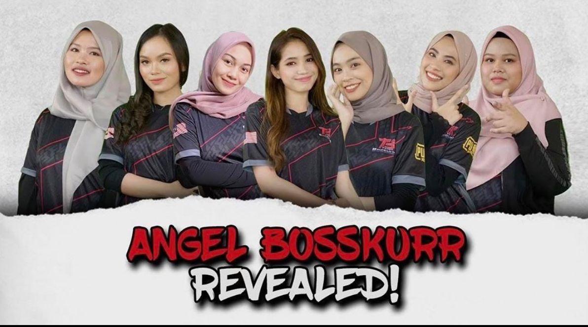 Fiera Fendi mahu Angel Bosskurr cemerlang dalam arena kompetitif e-sukan