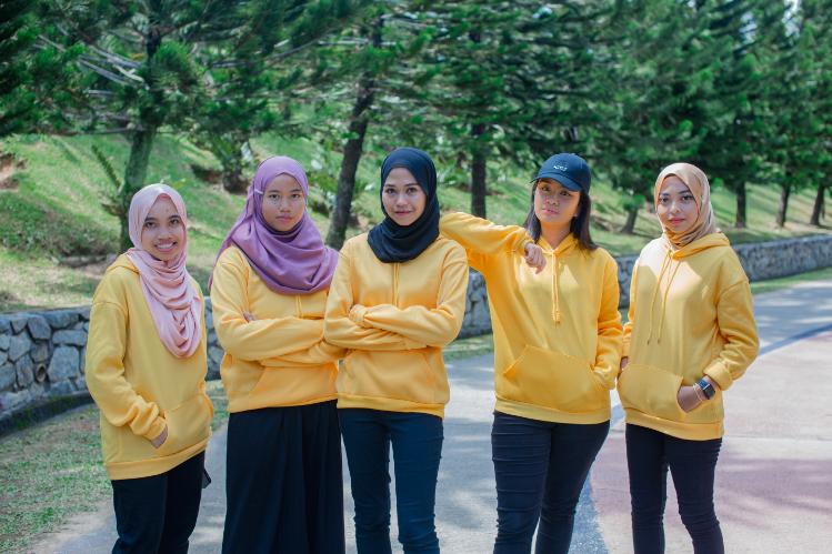 PUBG Mobile: Pasukan Arcadia Dianne ingin perkasa bakat wanita dalam e-sukan