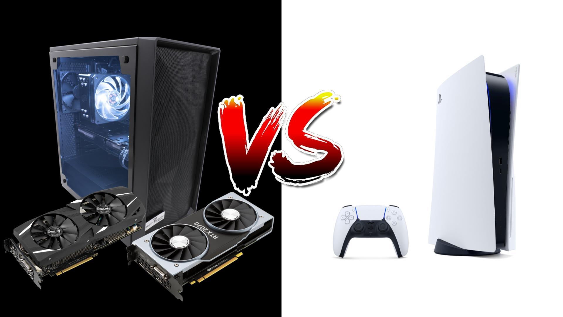 PS5 atau gaming PC dengan kad grafik GeForce RTX? Mana lebih berbaloi?