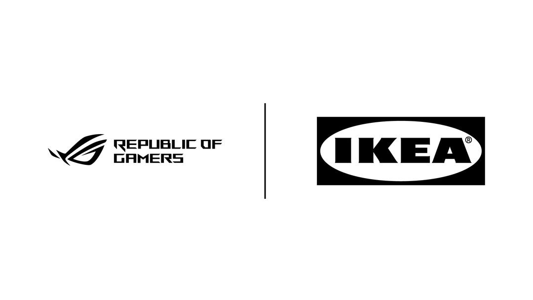 ROG dan IKEA bekerjasama untuk mengeluarkan perabot gaming mampu beli