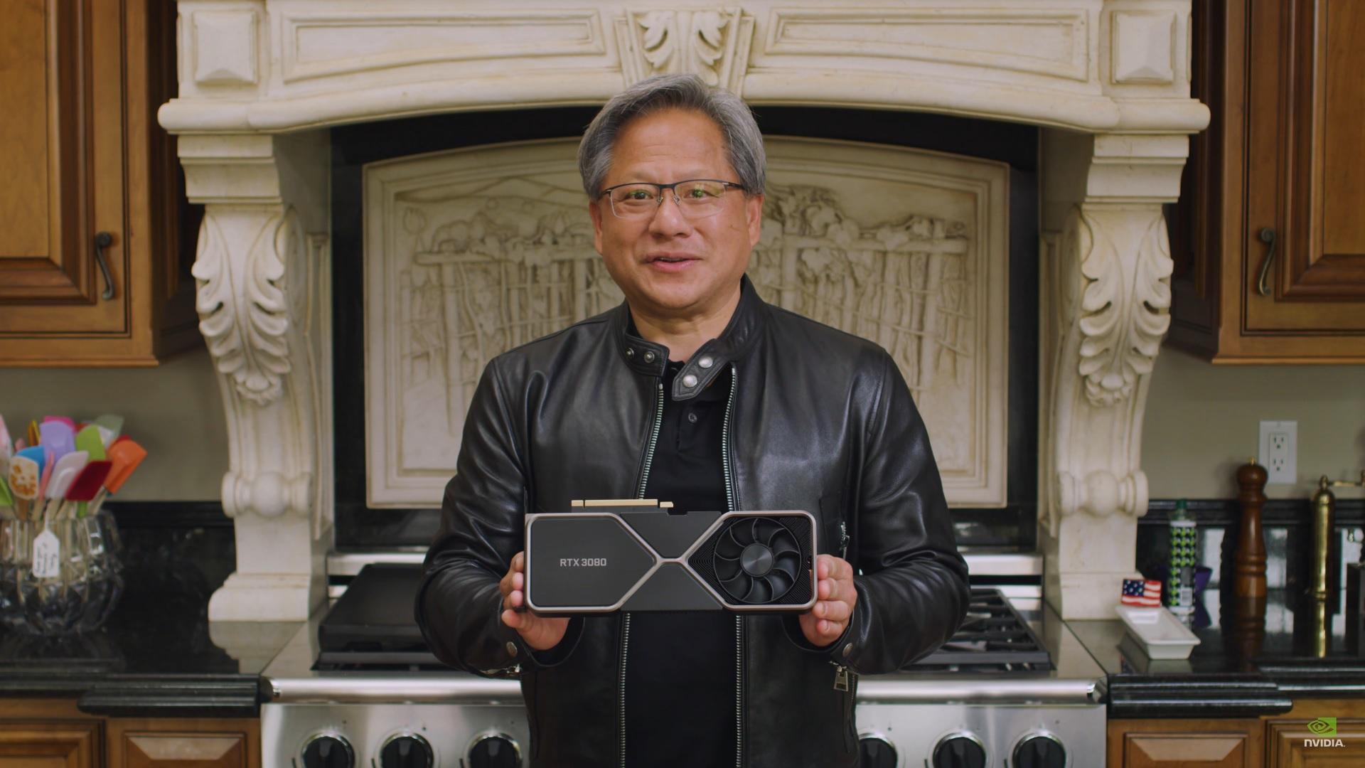Nvidia GeForce RTX 3090, 3080, 3070 akan tiba pada September dan Oktober