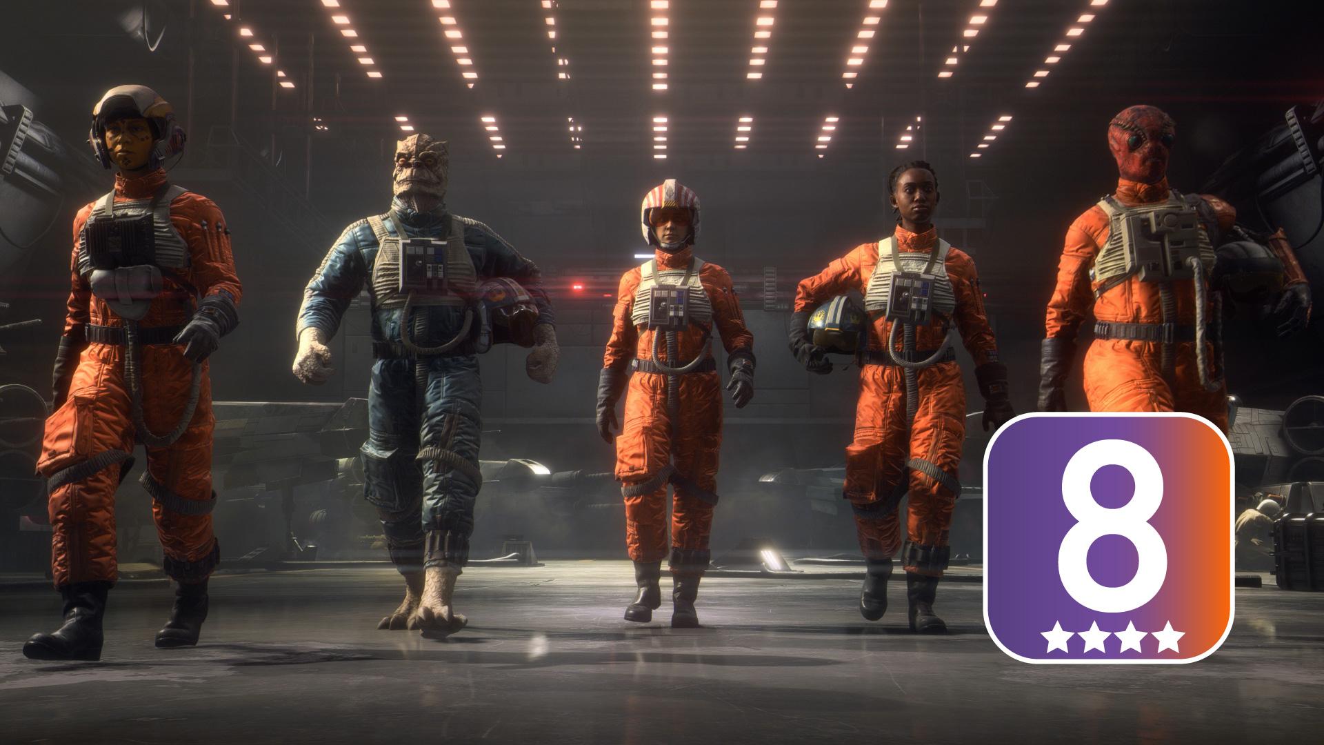 [Review] Star Wars: Squadrons – cita-cita menjadi juruterbang Star Wars tercapai