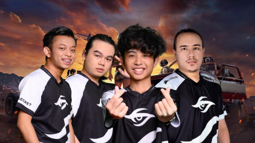 PMGC: Team Secret bakal menghadapi persaingan hebat di kumpulan C
