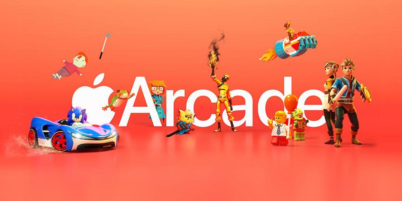 Pembelian peranti baru selepas 22 Oktober dapat tiga bulan langganan Apple Arcade