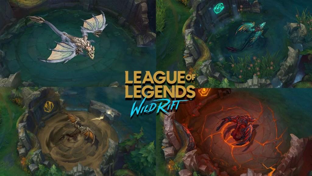 Wild Rift: Elemental Dragons dan kenapa mereka penting untuk ditewaskan