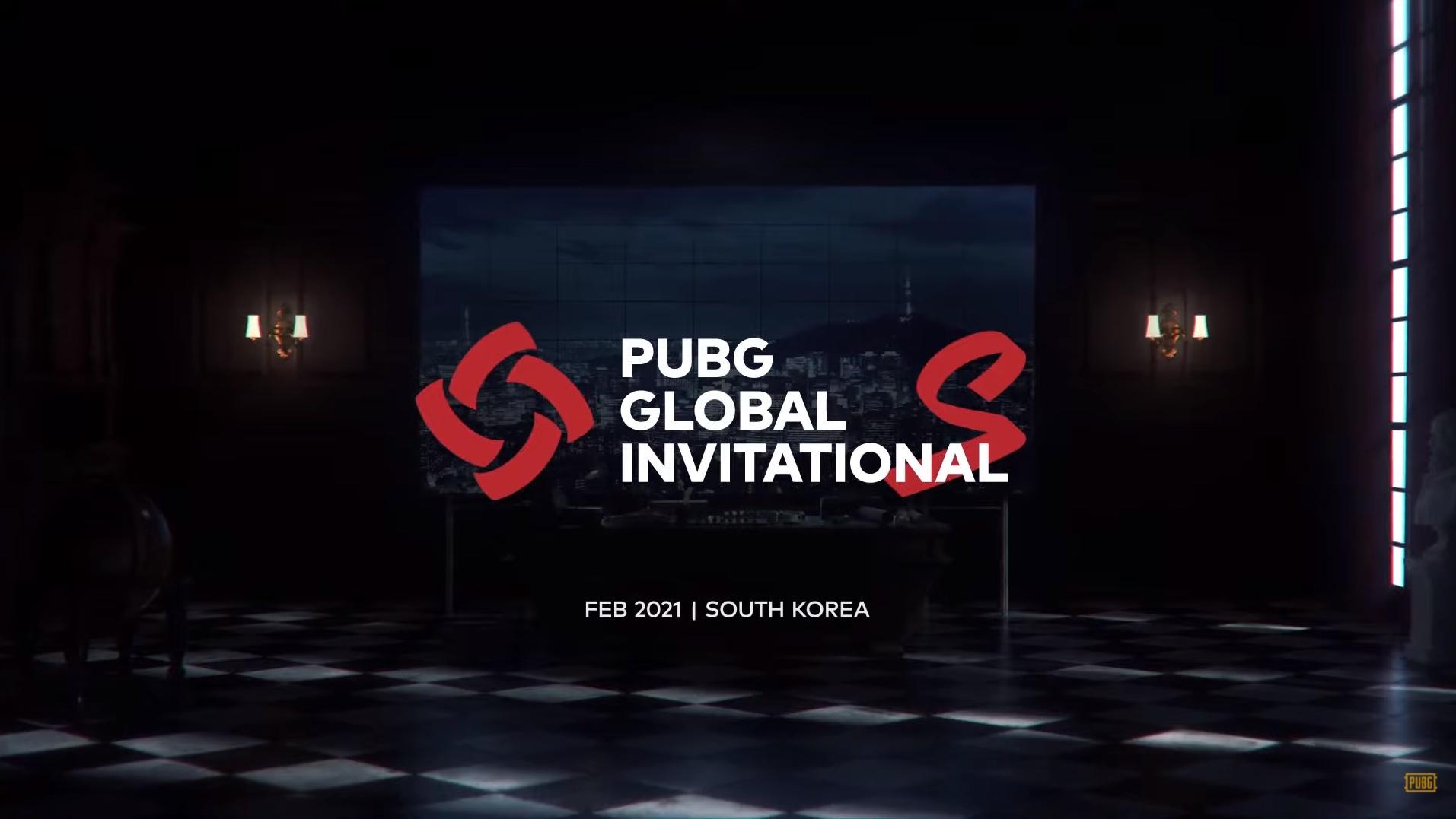 PUBG Global Invitational.S akan berlangsung di Korea Selatan bermula dari Februari 2021