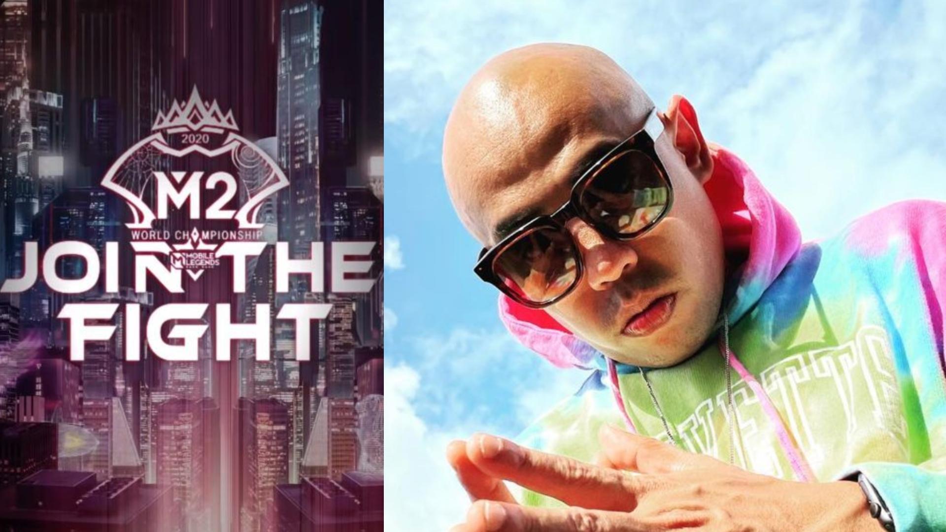 Lagu tema M2 Bahasa Melayu kolaborasi antara Moonton dan Joe Flizzow