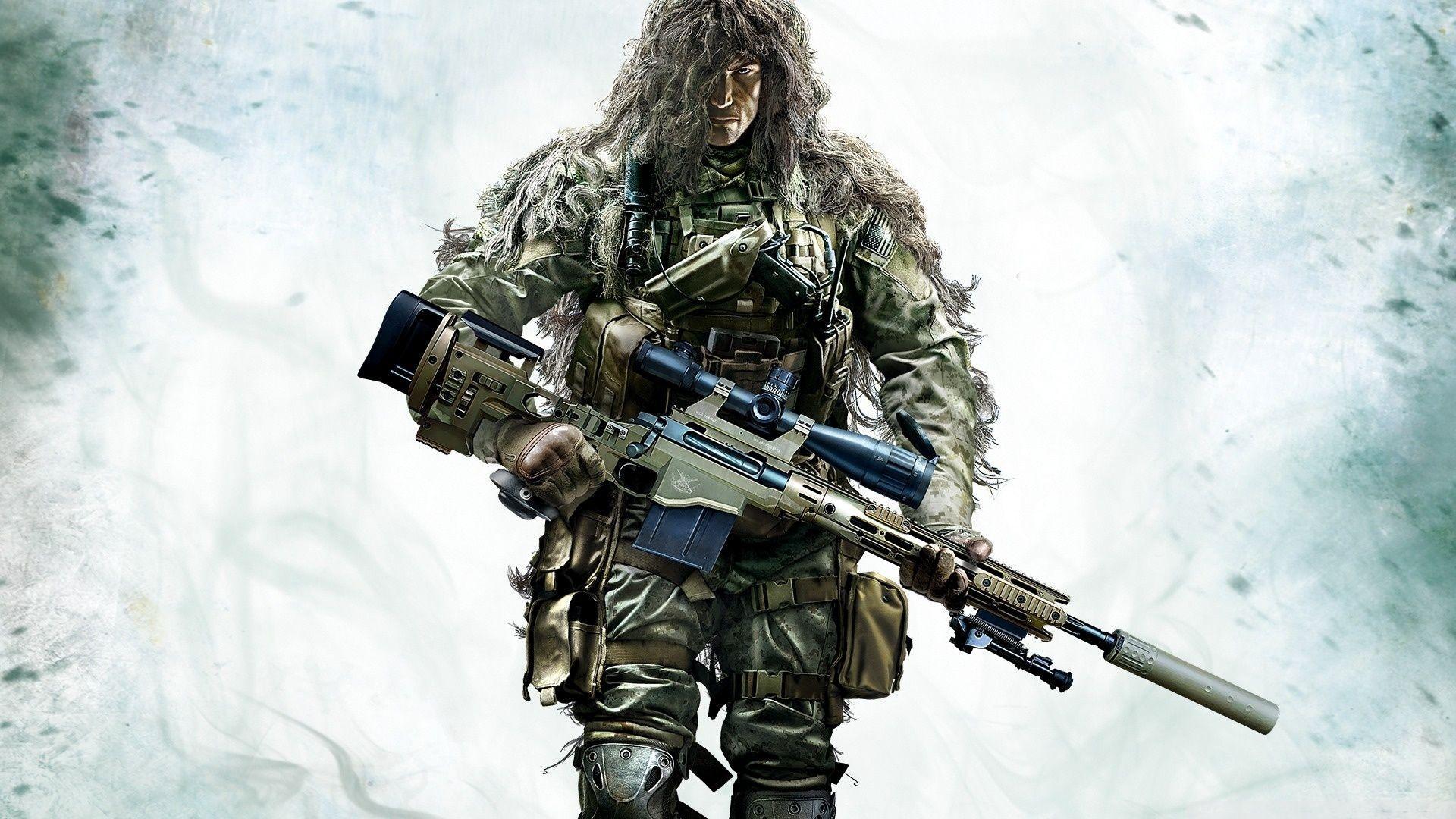 Francais Sniper Ghost Warrior cecah jualan 11 juta unit