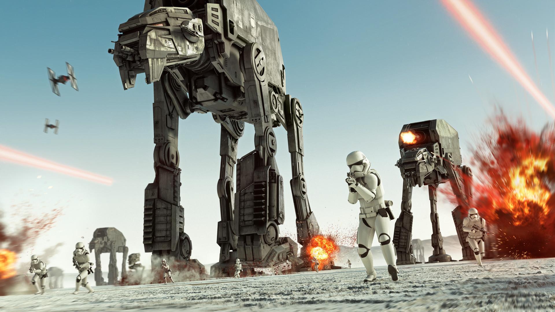 Ubisoft umum permainan dunia terbuka Star Wars baharu