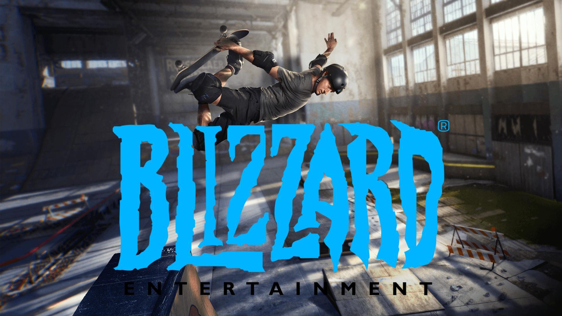 Studio di sebalik THPS 1+2 digabungkan dengan Blizzard