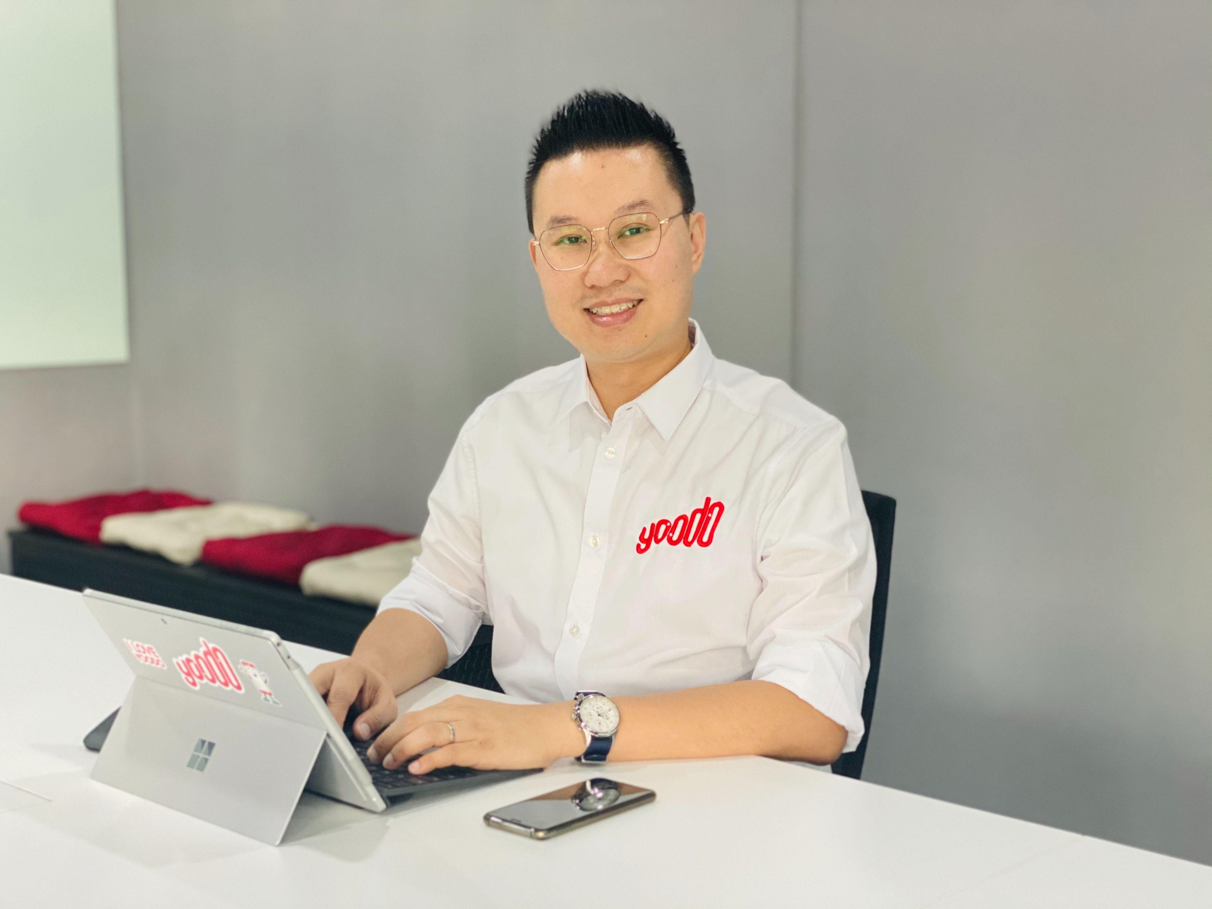 Hala tuju Yoodo dalam e-sukan – ikuti perkongsian bersama Ketua Yoodo, Chow Tuck Mun