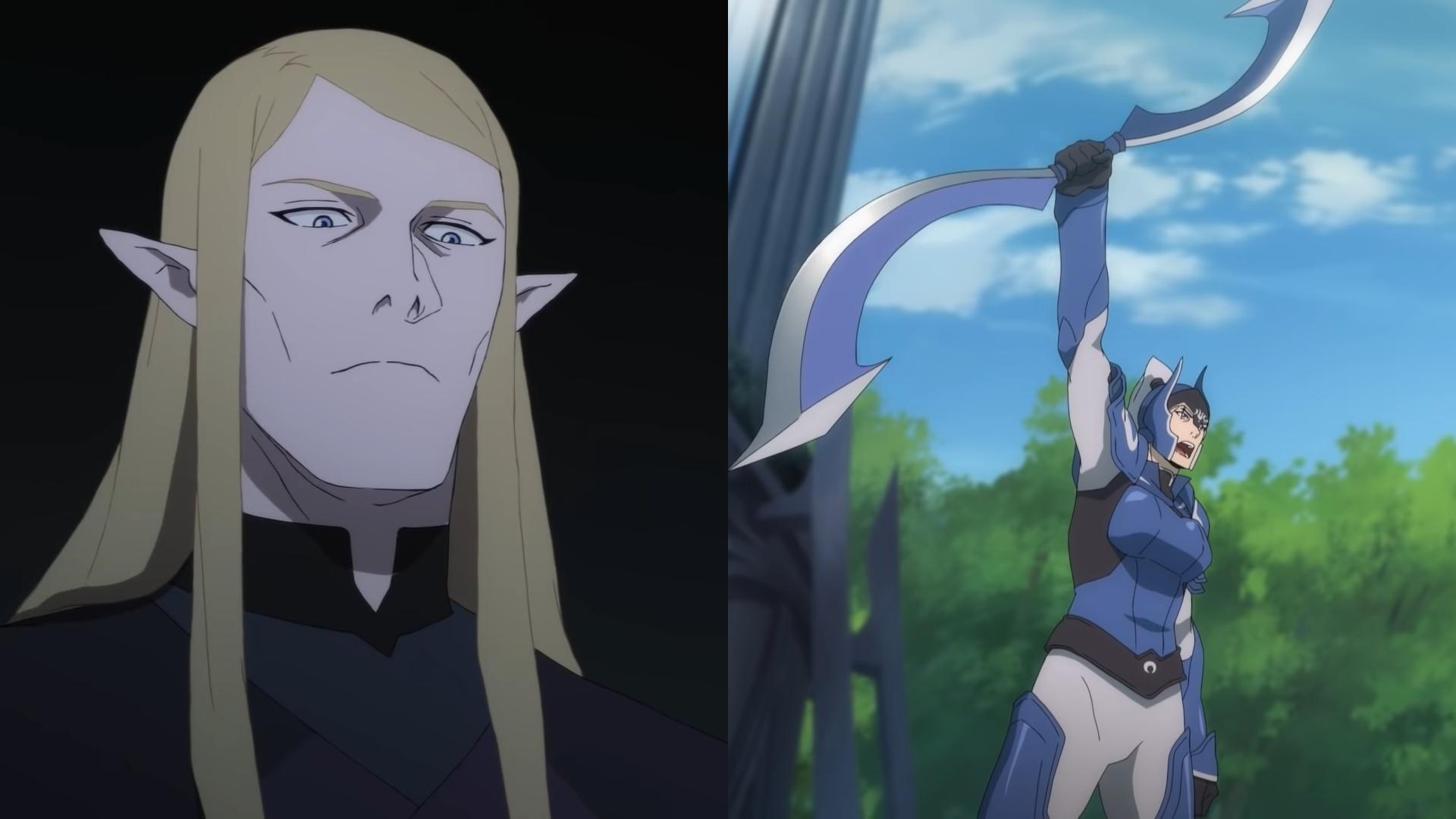 Invoker dan Luna akan muncul dalam DOTA: Dragon's Blood