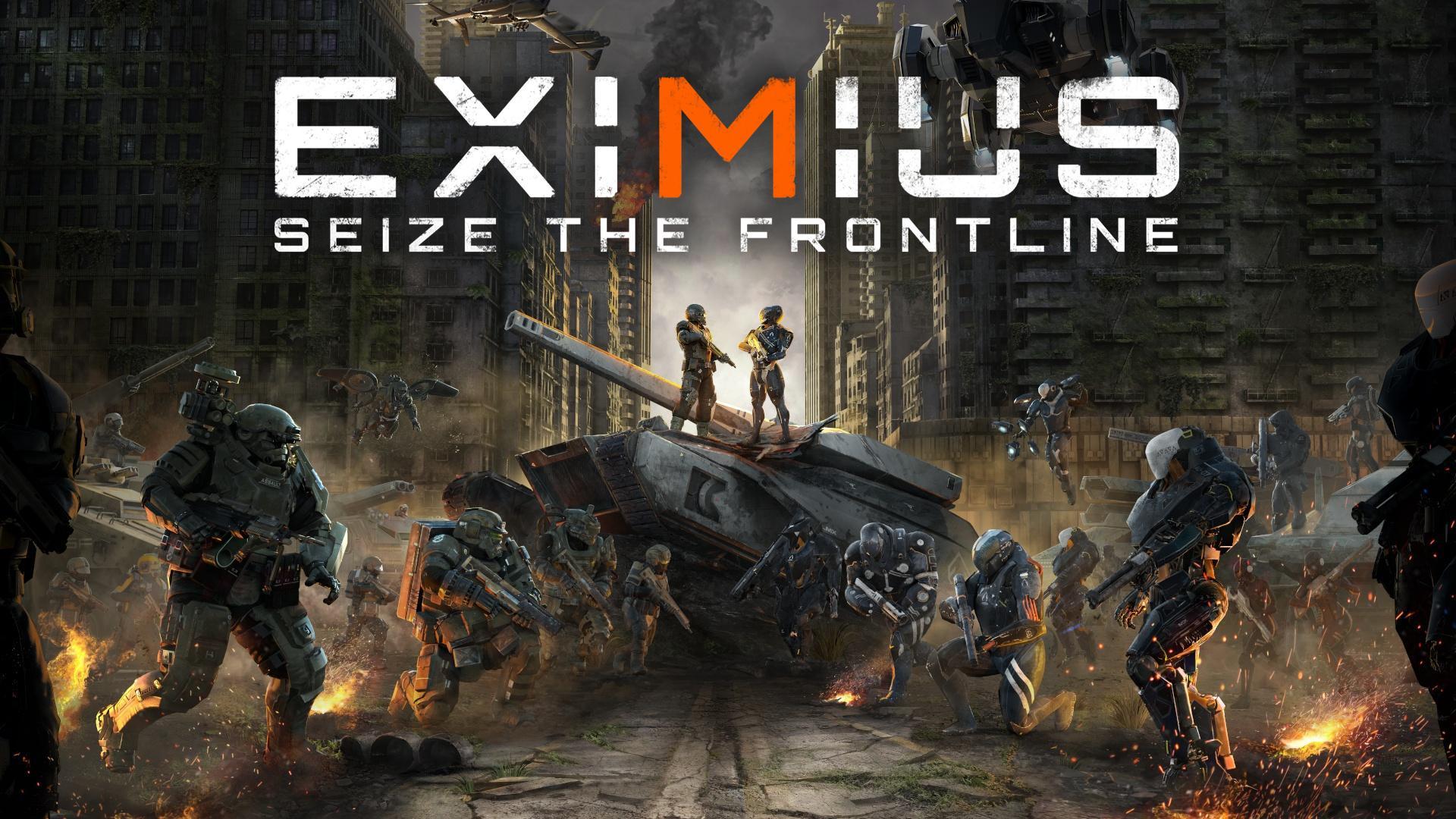 Permainan buatan Malaysia Eximius: Seize the Frontline akan tiba pada 16 Mac 2021
