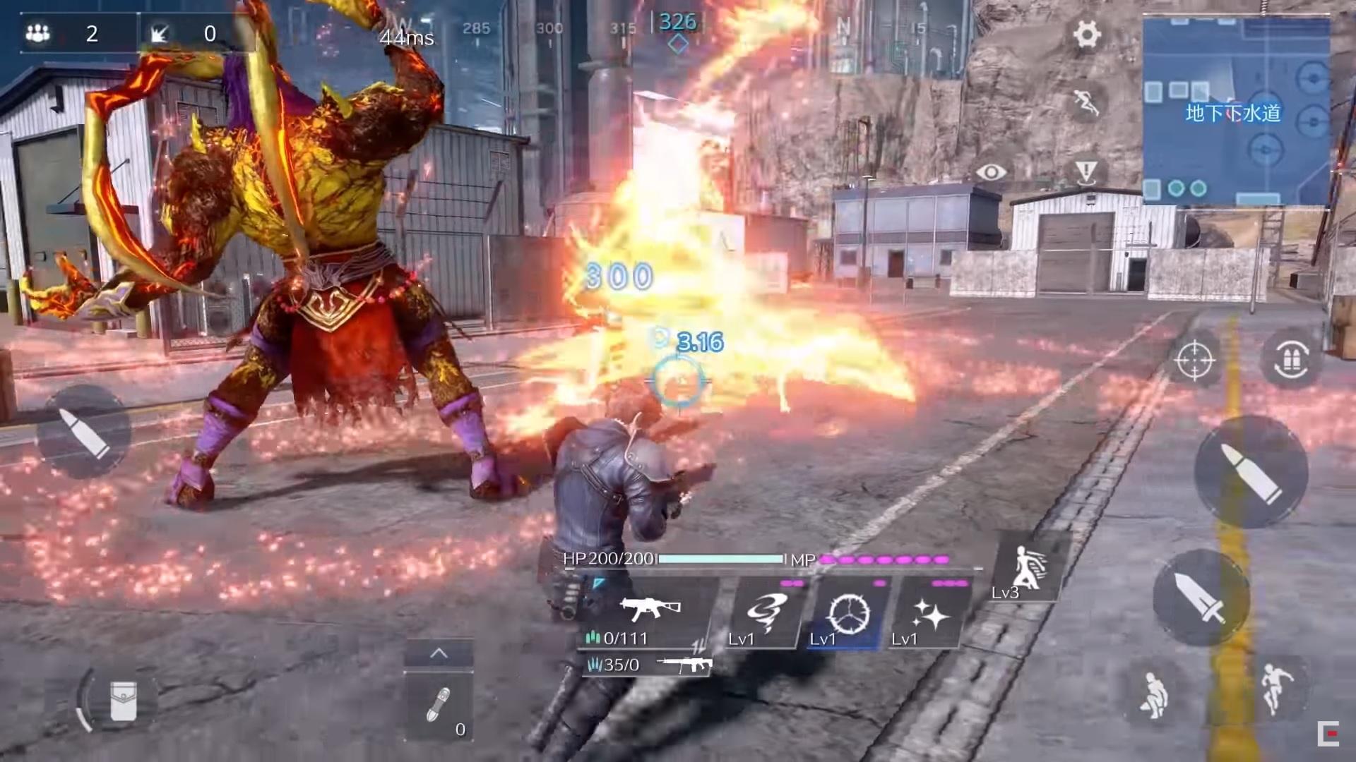 Permainan battle royale Final Fantasy VII: The First Soldier diumumkan