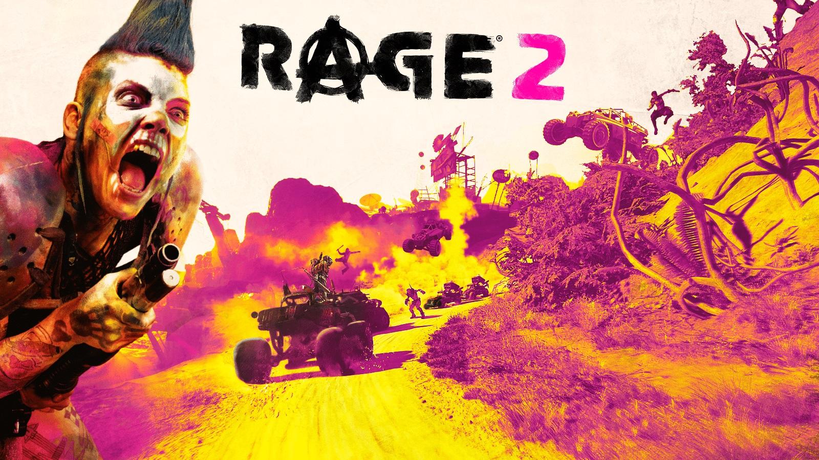 Absolute Drift dan Rage 2 kini percuma di Epic Games Store