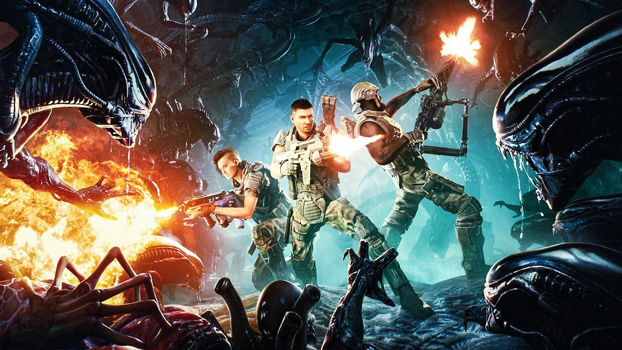 Permainan multi-pemain Aliens: Fireteam diumumkan