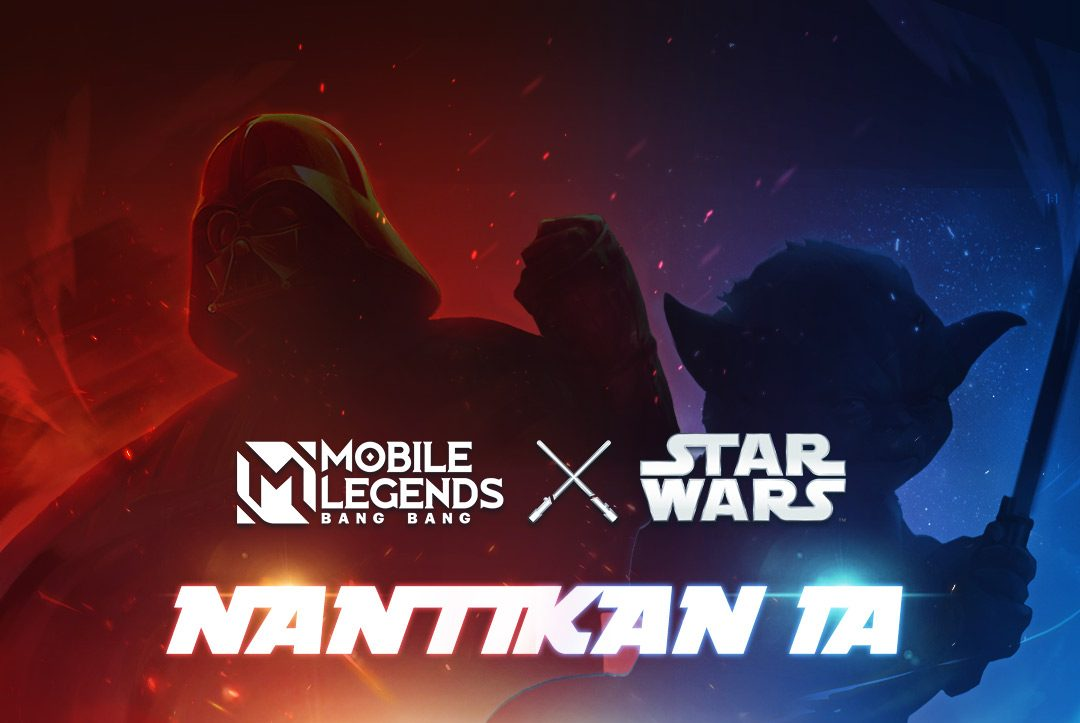 Mobile Legends kolaborasi dengan Star Wars?